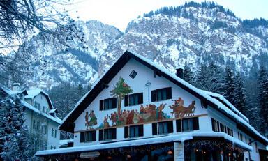 Немецкие горнолыжные курорты