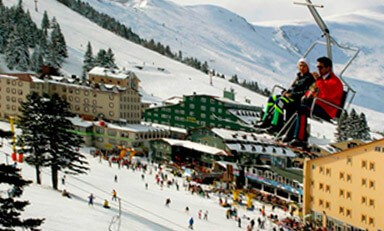 Турецкие горнолыжные курорты