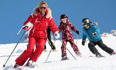 Выбрать куртку для горных лыж