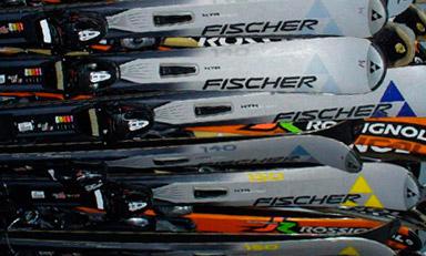 Какие лучше выбрать горные лыжи