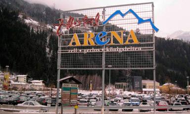 Циллерталь Арена в Австрии
